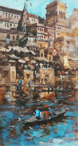 sandeep-chhatraband-banaras-acrylic-on-canvas2