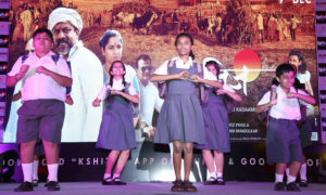 vaishnavi-tangde-performing-on-promotional-song